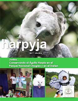 Revista Harpyja 1 - 2014